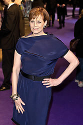 © under license to London News Pictures. 07/02/2011. Sigourney Weaver attends the World premiere of Paul at The Empire Cinema, Leicester Square, London. Picture credit should read: Julie Edwards/London News Pictures
