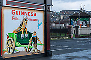 Bogside Murals. Revolutionary images of freedom fighters, including the the Petrol bomber mural by Bogside Artists, depicts Paddy Coyle, inspired by a photo by Clive Limpkin shot in the late sixties, when there were lots of running battles, between the Republican Irish kids and the RUC police (Royal Union Constabulary), with molotov cocktails, and CS gas. Around 3,600 people were killed before the 1998 Good Friday Agreement. If a hard Brexit produces a fixed border in Ireland, this peace agreement could be destroyed and the violence could start again.