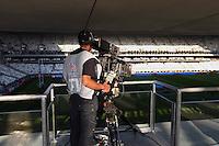 Nouveau Stade de Bordeaux / TV - 05.06.2015 - Toulon / Stade Francais - 1/2Finale Top 14 -Bordeaux<br />Photo : Manuel Blondeau / Icon Sport