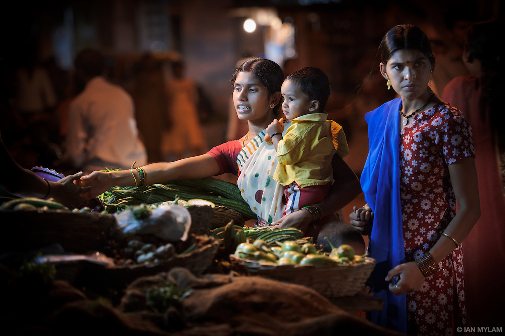 Night Market - Hyderabad, India