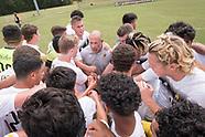 Pfeiffer Men's Soccer v Piedmont