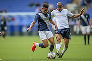 Callum Robinson (Preston North End) during the Pre-Season Friendly match between Bolton Wanderers and Preston North End at the Macron Stadium, Bolton, England on 30 July 2016. Photo by Mark P Doherty.
