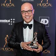 NLD/Scheveningen/20180124 - Musical Award Gala 2018, Stanley Burleson wint de award voor Regie/Choreografie