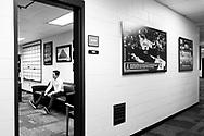 PHOENIX, AZ - JUNE 21: The D-backs host 2019 first round draft pick Corbin Carroll. (Photo by Sarah Sachs/Arizona Diamondbacks)