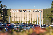 South Coast Plaza In Costa Mesa