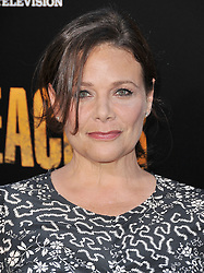 """Meredith Salenger arrives at AMC's """"Preacher"""" Season 2 Premiere Screening held at the Theater at the Ace Hotel in Los Angeles, CA on Tuesday, June 20, 2017.  (Photo By Sthanlee B. Mirador) *** Please Use Credit from Credit Field ***"""