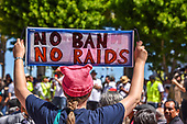 2017 Day without Immigrants March / Immigrant Strike San Francisco
