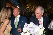 TRINNI WOODALL; VISCOUNT DAVENTRY, The Cartier Chelsea Flower show dinner. Hurlingham club, London. 20 May 2013.