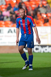 Ross Tokely, Inverness CT..Dundee Utd 3 v 1 Inverness CT, 17th Sept 2011..©Pic : Michael Schofield.