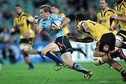 Sarel Pretorius. Waratahs v Hurricanes. 2012 Super Rugby round 15 match. Allianz Stadium, Sydney Australia on Saturday 2 June 2012. Photo: Clay Cross / photosport.co.nz
