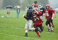 Silver Hawks v Epping Junior Varsity 11a game October 1, 2011.