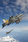 F/A-18Cs,F&E Hornets