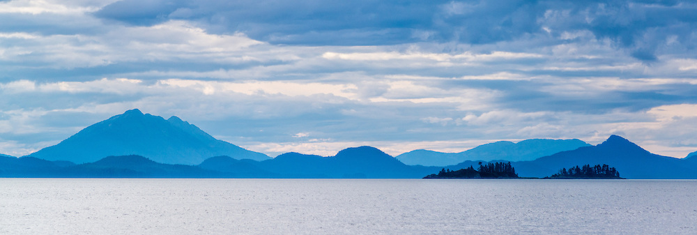 Stephen's Passage in Southwest Alaska.