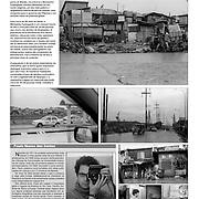 """""""Manila: Montanha Fumegante"""" in O Comercio"""