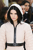 Kendall Jenner CHANEL FASHION SHOW