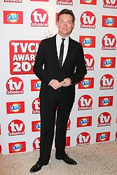 © Licensed to London News Pictures. 09/09/2013, UK.  Stephen Mulhern,  TV Choice Awards, The Dorchester Hotel, London UK, 09 September 2013 Photo credit : Richard Goldschmidt/Piqtured/LNP
