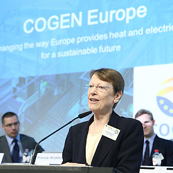 20150226 - Brussels - Belgium - 26 February 2015 -  Heating and cooling in the European energy  transition conference - Heat in the service of the EU energy transition  - Fiona Riddoch , Managing Director, Cogen Europe © EC/CE - Patrick Mascart