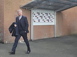 Sunderland manager David Moyes arrives before the match - Mandatory by-line: Jack Phillips/JMP - 31/12/2016 - FOOTBALL - Turf Moor - Burnley, England - Burnley v Sunderland - Premier League
