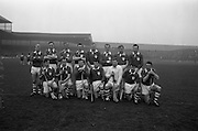 17/03/1965<br /> 03/17/1965<br /> 17 March 1965<br /> Railway Cup Hurling final  Munster v Leinster at Croke Park, Dublin. The Leinster team that defeated Munster in the final.