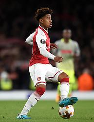 Arsenal's Reiss Nelson