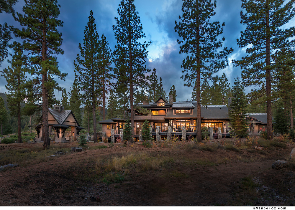 MTC, Mark Tanner Construction, Swaback Partners Architects, Robert Gual Interior Design, Martis Camp