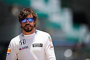 March 27-29, 2015: Malaysian Grand Prix - Fernando Alonso (SPA), McLaren Honda
