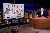 "July 13, 2021 - NY: NBC's ""The Tonight Show Starring Jimmy Fallon"" - Episode 1489"