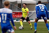 LIam Hogan .Eastleigh FC 1-0 Stockport County FC. Vanarama National League. Silverlake Stadium. 20.02.21