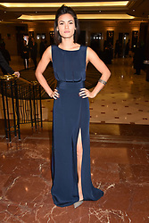 Sinead Harnett at The Asian Awards, The Hilton Park Lane, London England. 5 May 2017.<br /> Photo by Dominic O'Neill/SilverHub 0203 174 1069 sales@silverhubmedia.com