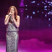 NLD/Hilversum/20160122 - 6de live uitzending The Voice of Holland 2016, Maan
