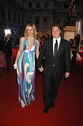 TANYA BRYER and ROD BARKER at the Royal Academy of Art Summer Exhibition Preview Party on 4th June 2008.<br />