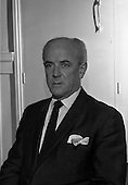 1965 Mr. R.G. Duggar at Duggar Insurance