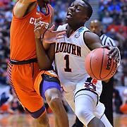 NCAA Tournament Second Round - Auburn vs. Clemson