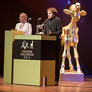 NLD/Utrecht/20181005 - L'OR Gouden Kalveren Gala 2018, Joep van Heusden krijgt gouden kalf