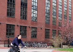 Apr 24, 2017 - Cambridge, Massachusetts, U.S. - Harvard University is a private Ivy League research university in Cambridge, Massachusetts, established in 1636, whose history, influence, and wealth have made it one of the world's most prestigious universities.  (Credit Image: © Katrina Kochneva via ZUMA Wire)