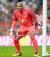 Apoel FC's Boy Waterman during Champions League Group H match 1. September 13,2017. (ALTERPHOTOS/Acero)