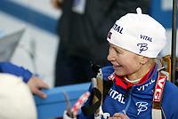 Biathlon, 09. december 2004, World Cup,  Liv Kjersti Eikeland, Norge