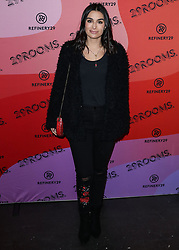 December 4, 2018 - Los Angeles, California, United States - LOS ANGELES, CA, USA - DECEMBER 04: Television Personality Ashley Iaconetti arrives at the Refinery29 29Rooms Los Angeles 2018: Expand Your Reality Opening Party held at The Reef A Creative Habitat on December 4, 2018 in Los Angeles, California, United States. (Credit Image: © face to face via ZUMA Press)