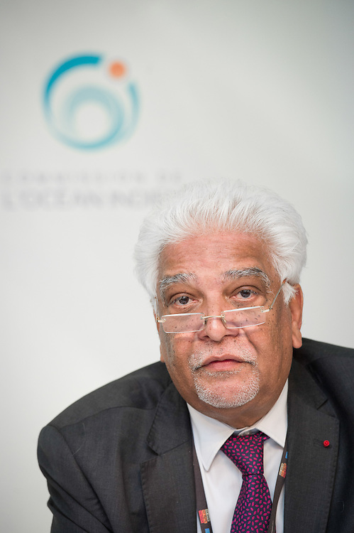 04 June 2015 - Belgium - Brussels - European Development Days - EDD - Signing Ceremony,  Regional Indicative Programme for Eastern Africa , Southern Africa and the Indian Ocean - Jean Claude de l'Estrac, Secretary General of the Indian Ocean Commission (IOC) © European Union