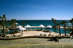 Mexico: Cabo San Lucas.  Westin Resort.  Photo #: mxcabo104..Photo copyright Lee Foster, www.fostertravel.com, 510/549-2202, lee@fostertravel.com