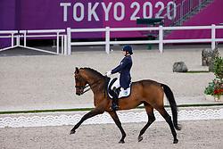 Logutenkova Inna, UKR, Fleraro, 170<br /> Olympic Games Tokyo 2021<br /> © Hippo Foto - Dirk Caremans<br /> 24/07/2021