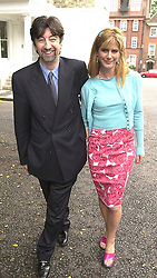 MR TREVOR NUNN and his wife actress IMOGEN STUBBS,<br />  at a party in London on 5th July 2000.OGB 33<br /> © Desmond O'Neill Features:- 020 8971 9600<br />    10 Victoria Mews, London.  SW18 3PY <br /> www.donfeatures.com   photos@donfeatures.com<br /> MINIMUM REPRODUCTION FEE AS AGREED.<br /> PHOTOGRAPH BY DOMINIC O'NEILL