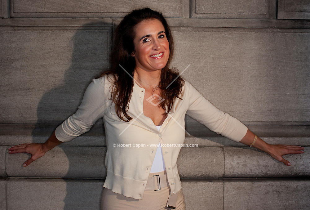 """Author Karen Weinreb of """"The Summer Kitchen"""" in New York, NY on Thursday, July 24, 2009."""