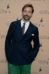 The Johnnie Walker Gold Label Reserve Party aboard John Walker & Sons Voyager, St.Georges Stairs Tier, Butler's Wharf Pier, London, UK on 17th July 2013.<br /> Picture Shows:-Patrick Grant.