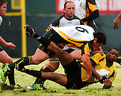 South Africa vs. Jamaica Rugby League World Cup Qualifying.
