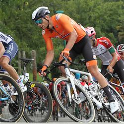 26-08-2020: Wielrennen: EK wielrennen: Plouay<br /> David van der Poel26-08-2020: Wielrennen: EK wielrennen: Plouay