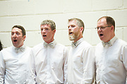 24/06/2017 REPRO FREE:    The Notorious Choir at their summer Concert at Maree Community Centre in aid of Road To Hope and the Brothers of Charity Sri Lankan orphanage . Aileen Henderson, Jacqui McCarthy and Tommy Keane and The Sheds  also performed on the night. Photo:Andrew Downes, xposure .