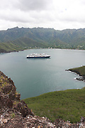 French Polynesia, Nuku Hiva shoreline