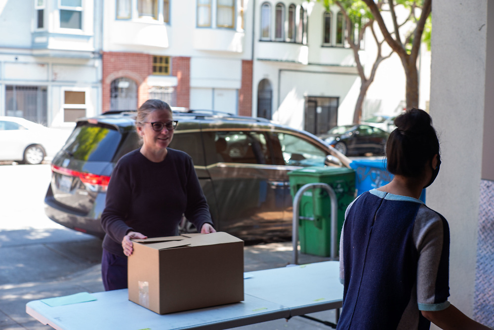 A kitchen incubator that supports small minority-owned food businesses launched weekly CSA-style boxes featuring fresh and freezable dishes from 10 member organizations early in the pandemic. They've sold out weekly since launching.
