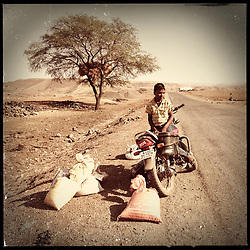 iPhone photo of daily life in the villages outside of Banswara, Rajasthan, India, April 6, 2013. Under Indian law, children younger than 18 cannot marry. Yet in a number of India's states, at least half of all girls are married before they turn 18, according to statistics gathered in 2012 by the United Nations Population Fund (UNFPA). However, young girls in the Indian state of Rajasthan—and even a few boys—are getting some help in combatting child marriage. In villages throughout Tonk, Jaipur and Banswara districts, the Center for Unfolding Learning Potential, or CULP, uses its Pehchan Project to reach out to girls, generally between the ages of 9 and 14, who either left school early or never went at all. The education and confidence-building CULP offers have empowered youngsters to refuse forced marriages in favor of continuing their studies, and the nongovernmental organization has provided them with resources and advocates in their fight.